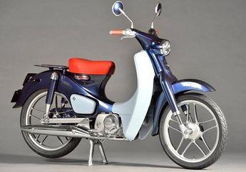 Honda Super Cub Ngetren Lagi