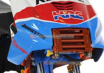 Modif Pasang Oil Cooler Honda BeAT Kontes Balap Ready