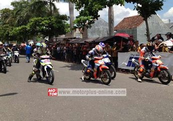 Hasil Lomba IRC NHK Honda Road Race 2015 Ponorogo Jawa Timur