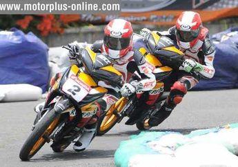 Pembalap Liar Ikut Balap Honda