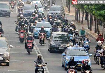 Jalur Alternatif Lolos Larangan Jalur Merdeka Selatan Sampai Jl. MH Thamrin