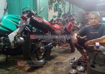 Jawara Mekanik Motor Sport 2 Tak Lawas Pantura