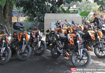 KTM Indonesia Digugat Pengguna Duke 200, Bahkan Sampai di Kalimantan Timur