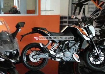KTM Indonesia Akan Meramaikan Burtor 2016
