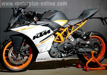 KTM RC390 Pakai Slippery Clutch