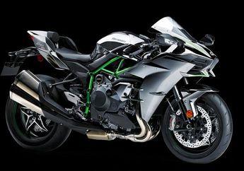 Harga Kawasaki Ninja H2 Untuk Indonesia Rp 500 Jutaan