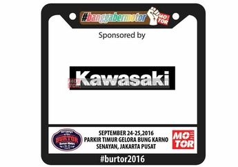 Kawasaki Berikan Cash Back Dan Special Price BurTor 2016