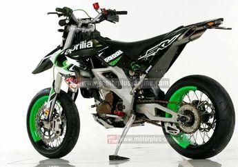 Modifikasi Rangka SXV 550 Kawasaki KLX 250 SuperMoto