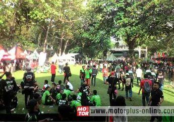 Kesolidaritasan Tanpa Batas, We Are Kawasaki Ninja Indonesia