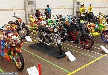 Custom Modifikasi Ujung Negri Bikin Yamaha Scorpio Jadi Boogie Roda Empat