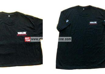 Kuis MotoGP Prancis Berhadiah T-Shirt Dari Yamalube