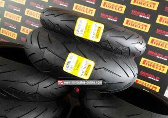 Kapan Pirelli Diablo Rosso III Dijual Resmi di Indonesia?