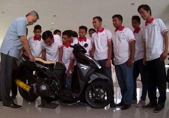 MPM Honda Jawa Timur Kasih Pelatihan Teknologi Honda Untuk Wartawan Dan Mekanik