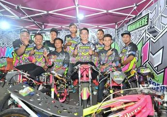 Mawikere Racing Team Target Juara Nasional Drag Bike 2016