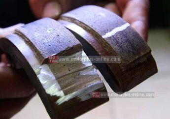 Cara Gampang Atasi Getar di Motor Matic Baru