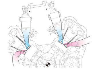 Penggunaan Dua Injektor Motor MotoGP Dipakai Di Balapan Lokal