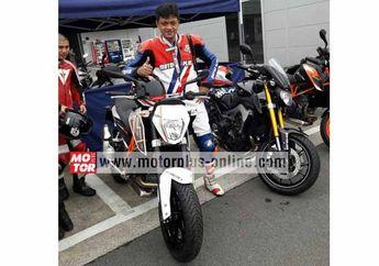 Tes Ban Metzeler Roadtec 01 Di Sirkuit Fuji Jepang