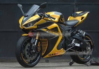 Modifikasi Yamaha YZF R25 ABS Lent Automodified