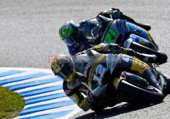 Hasil Lomba Moto2 Australia, Thomas Luthi Menang Tipis Dari Franco Morbidelli