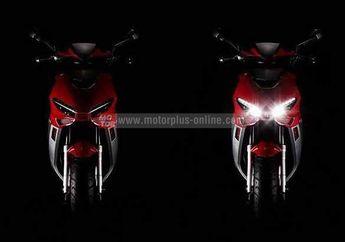 Motor Baru Skubek Tipe Sport Dari Italjet Akan Dilaunching