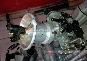 Modifikasi Dobel Injektor New Honda Sonic 150R Bebek Tune Up 150 cc Seeded