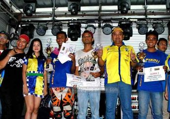 Pikoli Open Freestyle Competition 2016, 50 Freestyler Terbaik Sumatera Bertarung