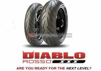 Nih Ukuran Dan Harga Ban Pirelli Diablo Rosso III