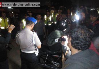 Polisi Operasi Anti Begal Motor