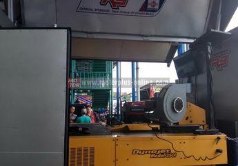 Pro Liner Sediakan Dynotest Gratis dan Diskon 50%  Di Kejurnas Sport 150 cc & 250 cc