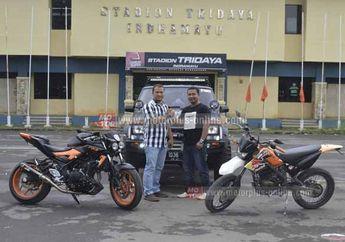 Area Sport Center Indramayu Bakalan Jadi Sirkuit Multifungsi