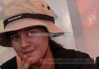 Pembalap Cewek Pertama, Sabrina Sameh Bakal Balap Di Empat Negara