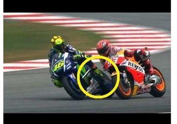 Pasal Karet, Dasarnya Enggak Jelas Keputusan 3 Poin Penalti Untuk Valentino Rossi