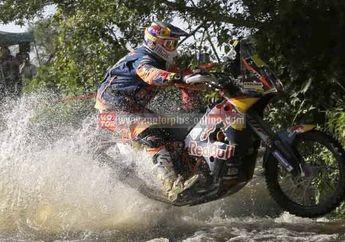 Sherco-TVS Kuasai Etape Pembuka Reli Dakar 2017