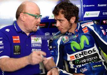 Silvano Galbusera Kunci Kemenangan Rossi (Part 3 Habis)