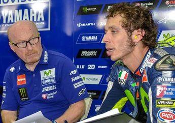 Silvano Galbusera Buka Perubahan Yamaha YZR-M1 Yang Dipakai Valentino Rossi