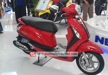 Spesifikasi Yamaha Grand Filano
