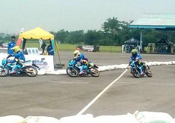 Hasil QTT Suzuki Indonesia Challenge Medan