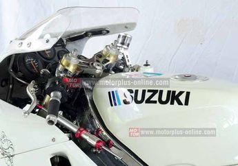 Modifikasi Variasi Suzuki RGV 250 VJ21 Nuansa Balap Bergengsi
