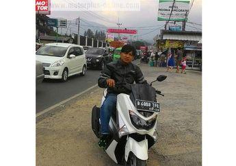 Hasil Tes Konsumsi Bensin Yamaha NMAX Non ABS