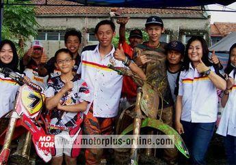 Hebat Bro PPTC VMX 727 QITA Racing Team Memiliki Ribuan Pendukung