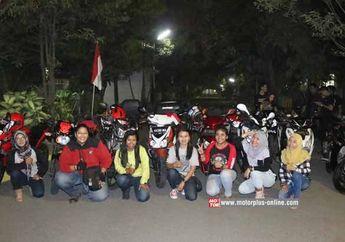 Ikatan Ladies Biker Jawa Timur Sudah Berdiri Di 14 Kota