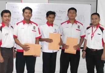 Wahana Honda Rekrut Calon Mekanik dari Siswa SMK Binaan