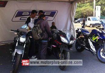 Promo Spesial Yamaha Di Burtor 2015