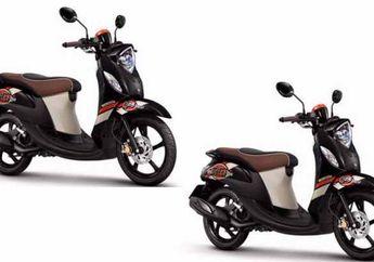 Yamaha Fino 125 cc Mesin Blue Core Launching Desember
