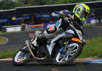 Modifikasi Yamaha MX King 150 Gacoan Rafid Topan