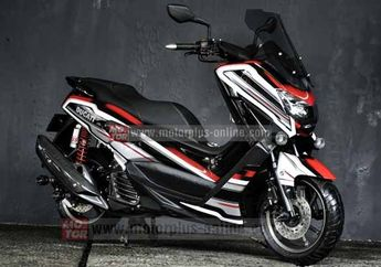 Modifikasi Yamaha NMAX 155 Anti Mainstream (Bagian 1)