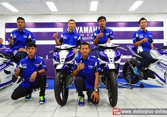Yamaha Indonesia Target Bawa Tim dan Pembalap Indonesia di Moto2 Tahun 2018
