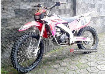 Modifikasi Yamaha V-ixion Untuk Adventure