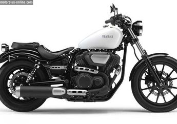Yamaha XV950, Neo Retro Japanese Looks Sang Pesaing Harley Davidson