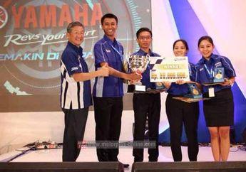 Kompetisi Pelayanan Yamaha Frontlines Grand Prix